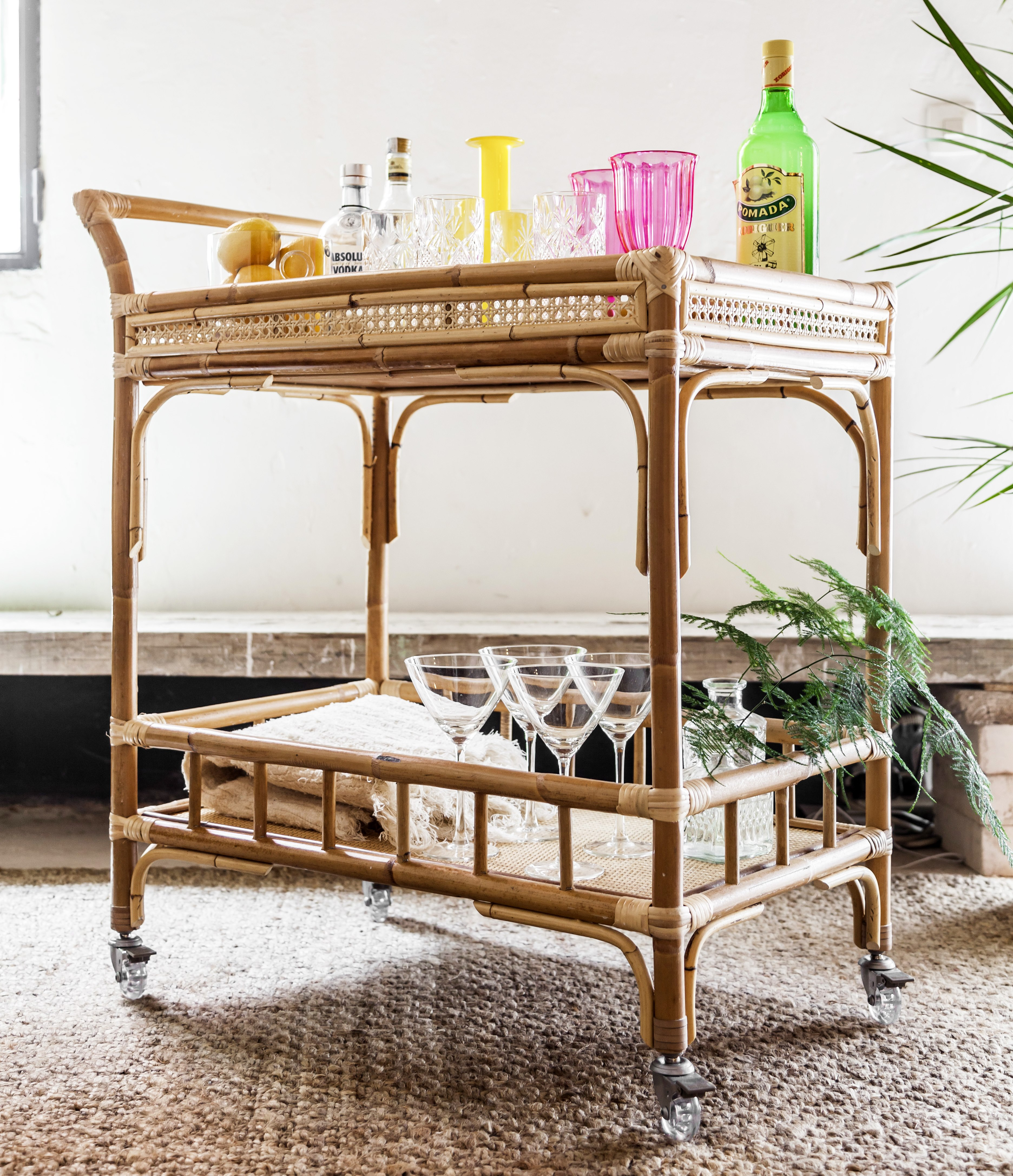 Nuestros muebles tiretta living for Muebles vintage
