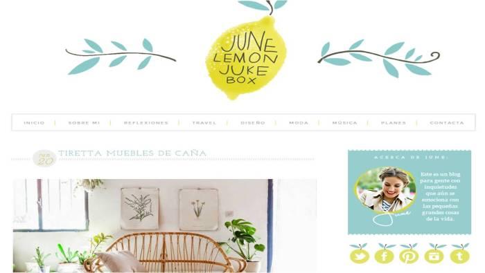 June Lemon - Junio 2014