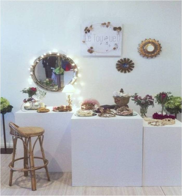 tiretta living - atmosphera 1001 - say i do - tocados le touquet - pop up